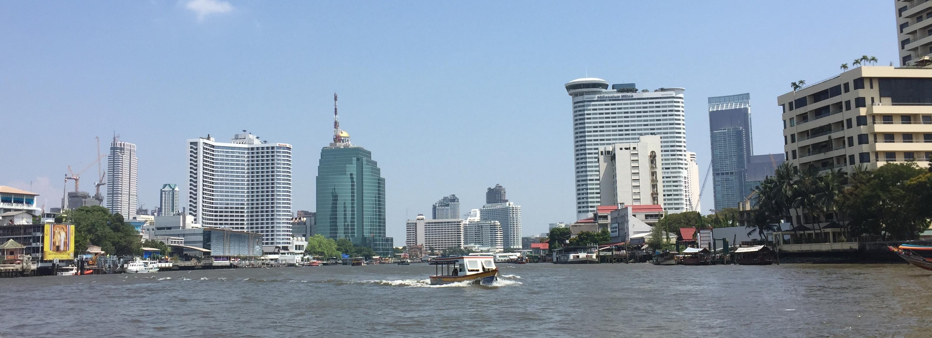 bangkok-chao-phraya-river