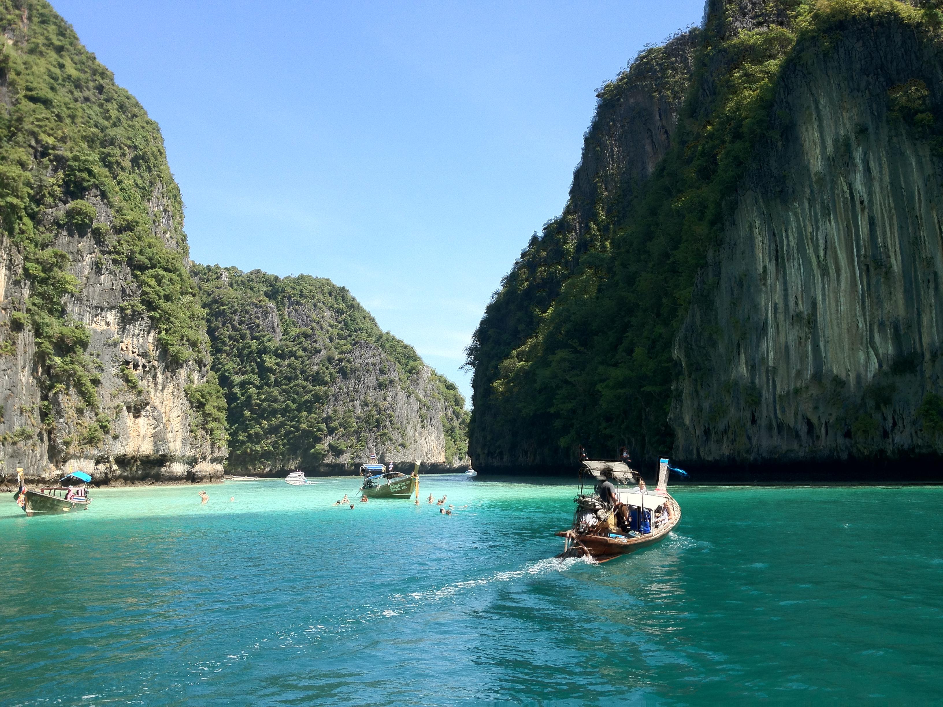 Pi Leh Bay Thailand