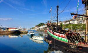 Brixham Harbour Devon